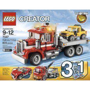 LEGO (レゴ) Creator 7347 Highway Pickup ブロック おもちゃ