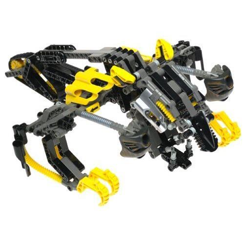 レゴ バイオニクル Lego 8538 Muaka & Kane-Ra