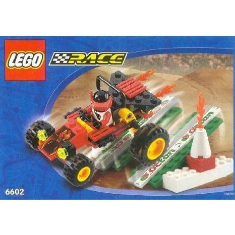 Lego (レゴ) Race Scorpion Buggy 6602 ブロック おもちゃ