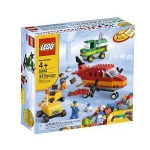 LEGO (レゴ) Bricks & More Airport Building Set 5933 ブロック おもちゃ