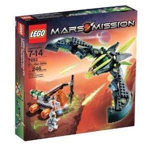 Lego (レゴ) Mars Mission ETX Alien Strike ブロック おもちゃ