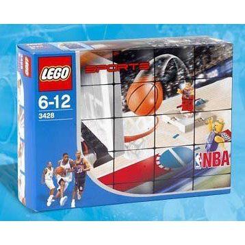 レゴ スポーツ LEGO 3428 One vs One Action レア物
