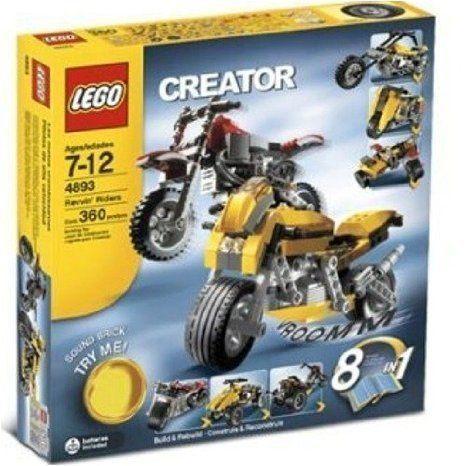 LEGO (レゴ) Racers Revvin' Riders ブロック おもちゃ