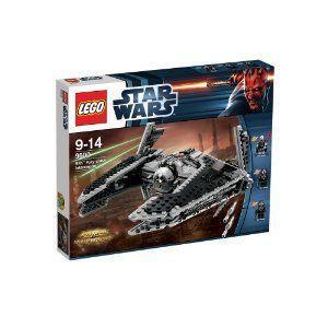 LEGO (レゴ) R Star Wars (スターウォーズ) R Sith Fury-Class Interceptor Space Ship w/ Minifigures |
