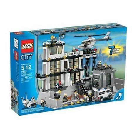 Lego (レゴ) City Police Station ブロック おもちゃ