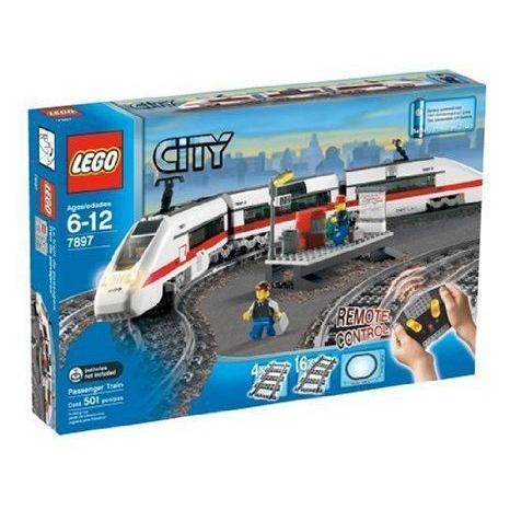 LEGO (レゴ) City Train Starter Set ブロック おもちゃ
