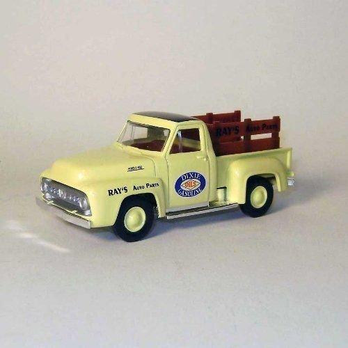 【フォード】マッチボックス Die Cast Ray's Auto Parts Dixie Gasoline 1953 Ford フォード F-100 Truck