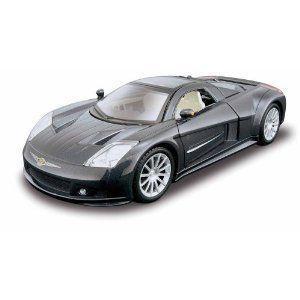 Maisto マイスト 1:24 AL Chrysler ME Four Twelve Concept: Assembly Line Model Kitミニカー モデルカ