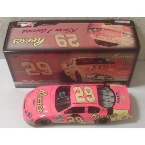 Action 1:24 Kevin Harvick Nascar ナスカー #29 Reese's Cups Diecast ダイキャスト ミニカー 模型