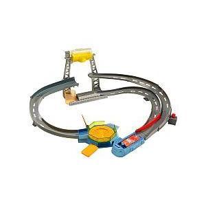 Disney・Pixar ディズニー・ピクサーCARS カーズ 2 Color Changers Track Set Color Splash Speedway