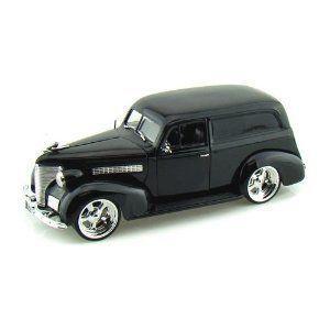 1939 Chevy Sedan Delivery 1/24 黒