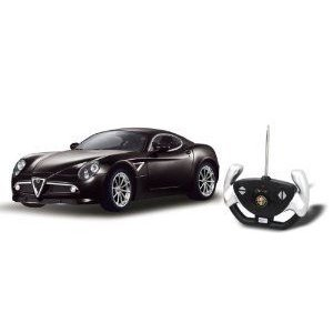 1:14 Scale Alfa Romeo 8C Competizione Electric ラジコンカー RTR (COLOR MAY VARY) おもちゃ