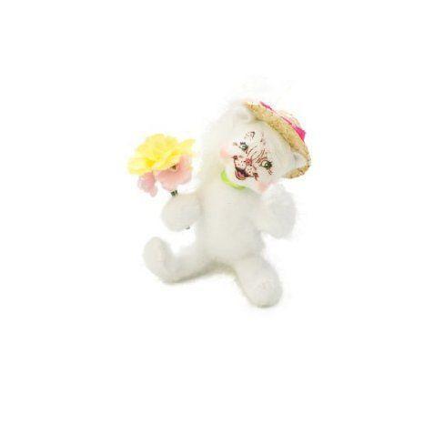 Annalee Dolls Spring Flowers Kitty ドール 人形 フィギュア