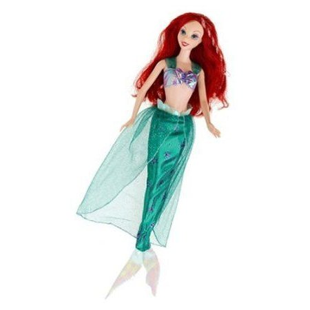 Disney (ディズニー)Sparkle Princess Ariel ドール 人形 フィギュア