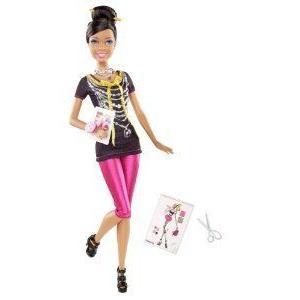 Barbie(バービー) I Can Be Fashion Designer African-American Doll ドール 人形 フィギュア