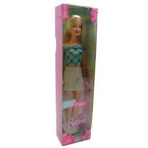 City Style Barbie(バービー) ドール 人形 フィギュア