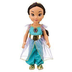 Disney (ディズニー)Toddler Jasmine Doll -- 16'' ドール 人形 フィギュア