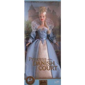 Barbie(バービー) Princess of the DANISH COURT Dolls of the World COLLECTOR Edition (2002) ドール