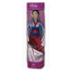 Disney (ディズニー)Princess Mulan Doll ドール 人形 フィギュア
