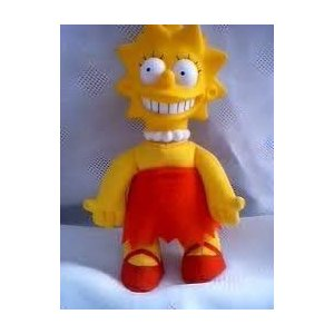 Simpsons Lisa Doll 8