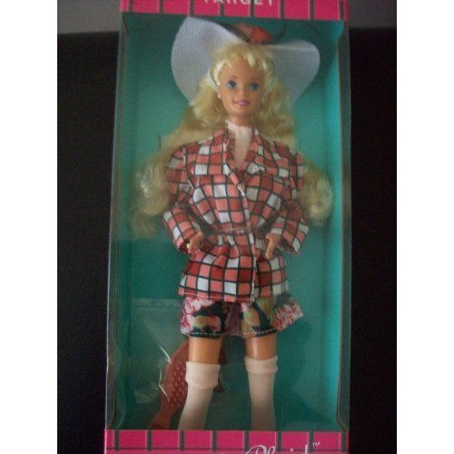 Pretty in Plaid Barbie バービー: Target Exclusive 人形 ドール