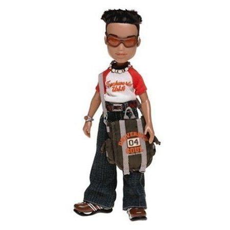 Bratz (ブラッツ) Boyz Funk Out! Dylan ドール 人形 フィギュア
