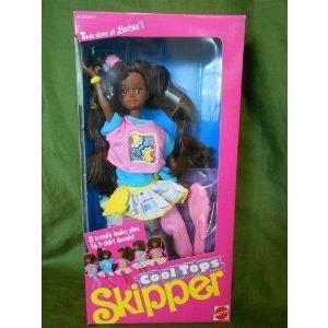 Cool Tops Skipper (AA) - 1989 - #5441 ドール 人形 フィギュア