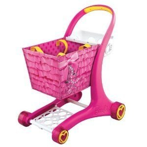Barbie (バービー) (バービー)hopping Cart, ピンク おもちゃ