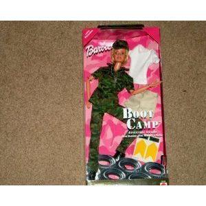 Boot Camp Barbie(バービー) #26586 (1999 Edition) ドール 人形 フィギュア