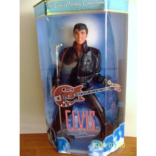 1998 Elvis Presley Doll 30th anniversary, 1st in series Mattel 人形 ドール