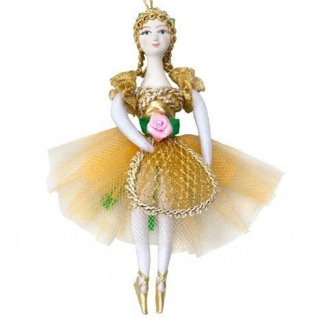 Collectible Doll Ballerina