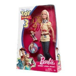 Disney (ディズニー)/ Pixar (ピクサー) Toy Story 3 (トイストーリー3) Barbie(バービー) Doll Barbie(