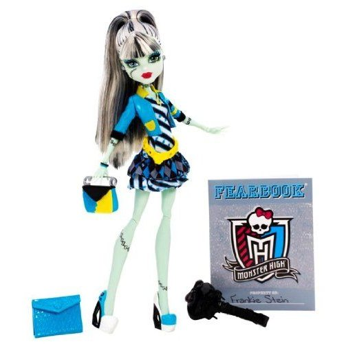 Monster High モンスターハイ Picture Day Frankie Stein Doll 人形 ドール