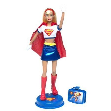 Barbie(バービー) As Supergirl ドール 人形 フィギュア
