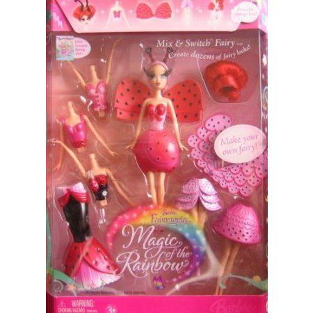 Barbie(バービー) Fairytopia Mix & Switch Fairy