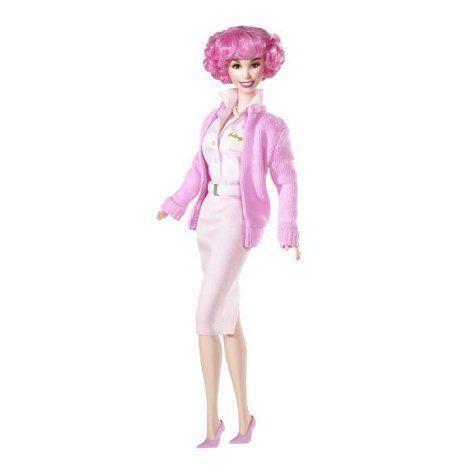 Barbie(バービー): Grease Doll - Frenchy ドール 人形 フィギュア