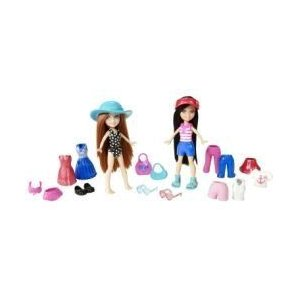 Day At The Sea Polly Pocket Goodie World Bags ドール 人形 フィギュア