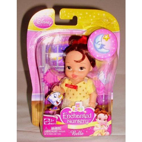 Disney ディズニー Princess Belle Enchanted Nursery 4.5