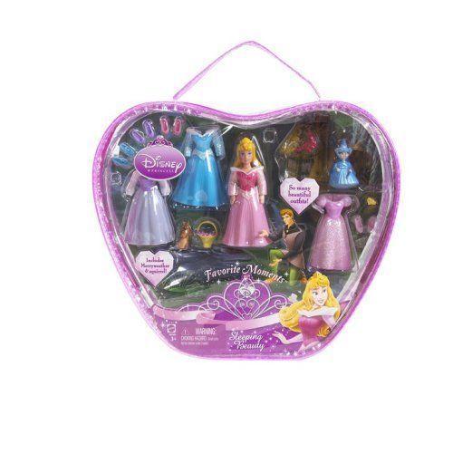 Precious Princess Sparkle Bag Sleeping Beauty 人形 ドール