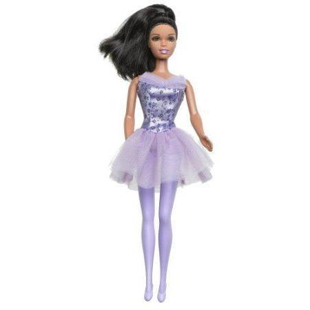 Barbie(バービー): My First Ballerina Doll - Christie ドール 人形 フィギュア