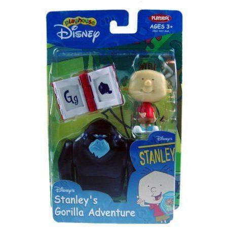 Disney (ディズニー) Playhouse Stanley's Gorilla Adventure フィギュア Set