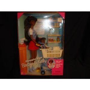 Shopping Fun Barbie(バービー) and Kelly ドール 人形 フィギュア