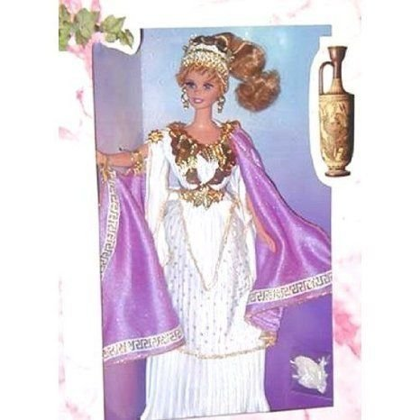 Grecian Goddess Barbie(バービー) Doll From the Great Eras Collection ドール 人形 フィギュア