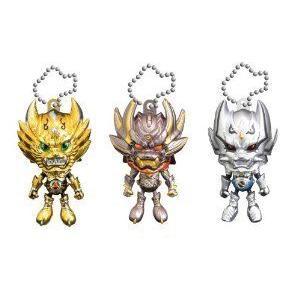Garo: Mascot フィギュアs Set (Display of 3)