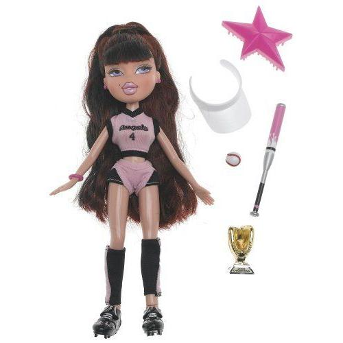 Bratz ブラッツ Play Sportz Softball - Phoebe 人形 ドール