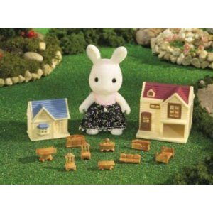 Calico Critters: Susie Snow Doll House