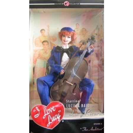 Barbie(バービー) Collector I Love Lucy Episode 6 - The Audition Doll ドール 人形 フィギュア