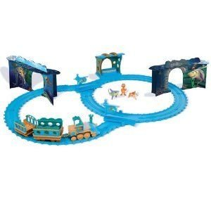 Dinosaur Train Dino Underwater Motorized Playset