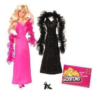 Barbie(バービー) My Favorite Time Capsule 1977 Superstar Doll ドール 人形 フィギュア