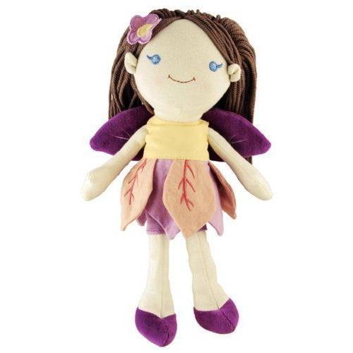 miYim Good Earth Brunette Fairy Rag Doll 人形 ドール
